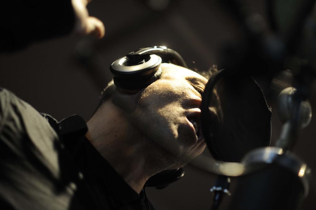 Amilcar – Enregistrement de l'album Face to Face au PWL Studio