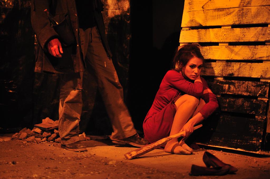 Soleil – Mise en scène : Olivier Mocellin