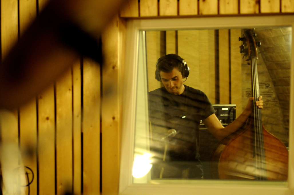 Chapel Hill – Enregistrement de l'album Songs To Die For au DownTown Studio